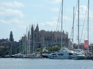 Your Guide To Charter in the Med Palma de Mallorca