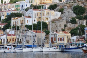 Your Guide To Charter in the Med Symi Island Greece