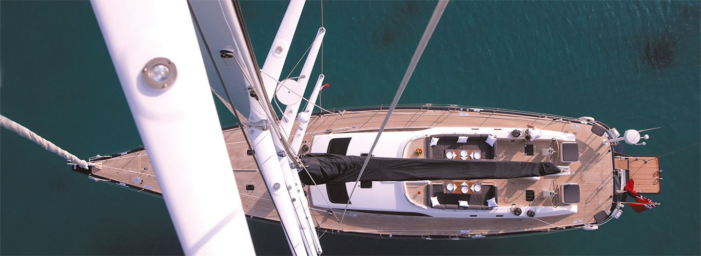 Nautor's Swan Brokerage our mission 31