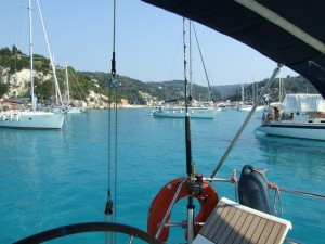 Your Guide To Charter in the Med Paxos Ionian Greece